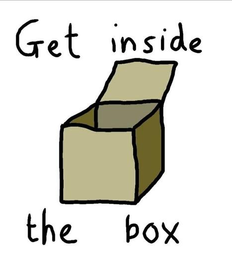 Get inside the box | Art | Scoop.it