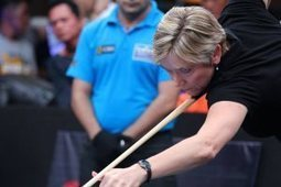 Allison Calls Foul on Herself! Taiwan Topples China: Quarter Final Thrillers ... - PhilBoxing.com | Pool & Billiards | Scoop.it