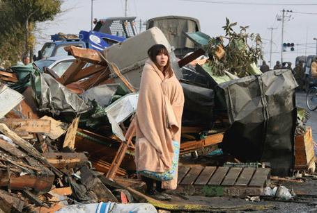La Japonaise qui a fait le tour du monde - Télérama.fr   Japan Tsunami   Scoop.it