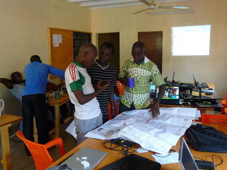 Tracer les cartes du Burkina Faso pour dessiner son développement | Cartes libres et médiation numérique | Scoop.it