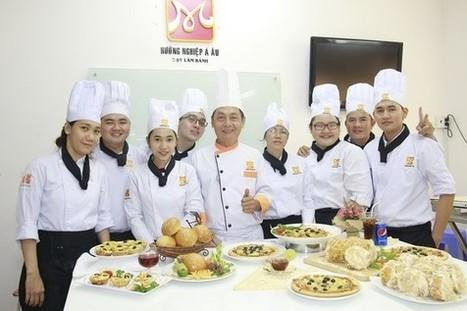 Học làm bánh ở đâu tại HCM - Đà Nẵng - Daklak - Nha Trang | Dịch vụ điện lạnh | Scoop.it
