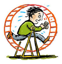 The Hamster Wheel | Independence for Scotland, It's Coming Soon! | Scoop.it