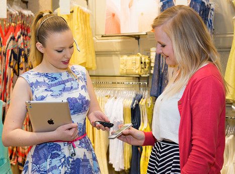 PayPal mobile payments hit the UK, filling your closet just went wireless (video)   Go Mobile Social Local Today    GoMoSoLo   Scoop.it