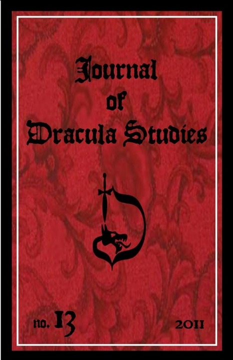 The Journal of Dracula Studies | Ebooks Collection | Scoop.it