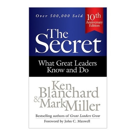 Five Things All Great Leaders Do | Mark Miller | Communication & Leadership | Scoop.it