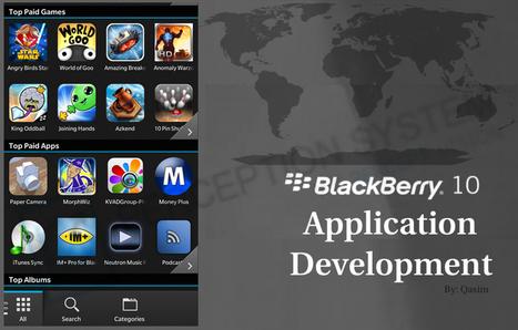 BlackBerry 10 App Development - A Perfect Platform to Develop Dynamic Applications   BLACKBERRY APP MART   Scoop.it