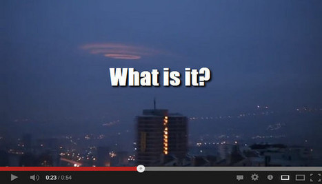 'Wormhole' UFO filmed over Turkey | Weird News and Celebrity Gossip by Tom Rose | Scoop.it