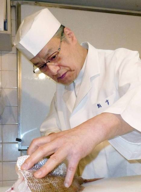 Kyoto chef praised for intangible influence - The Japan Times | Cocina y alimentos | Scoop.it