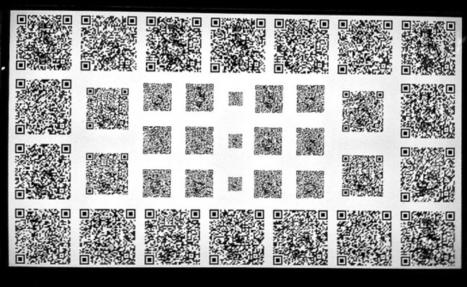 QR code board | Flickr - Photo Sharing! | VIM | Scoop.it