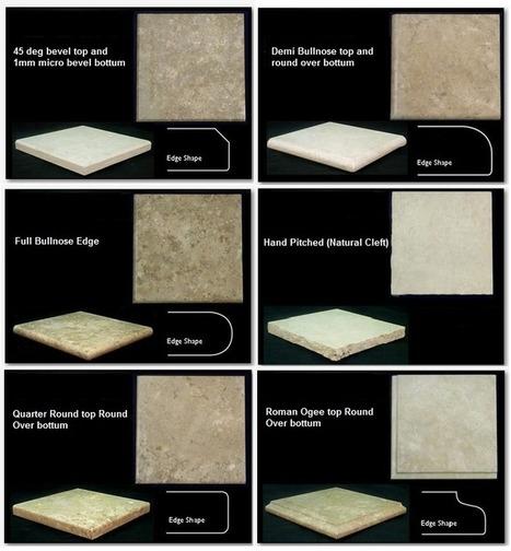 Kitchen and Bath Travertine Countertops | Natural Stone Travertine Tiles | Scoop.it