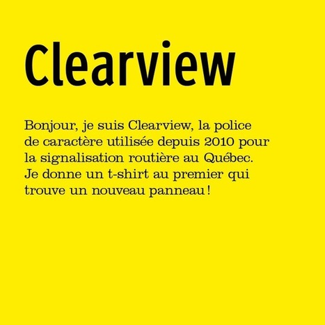 [Typography] Bonjour, je suis | [graphic + web design] - typography, ergonomy & visual identity | Scoop.it