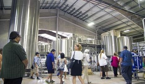 Successful brew: Hawaii's largest craft brewery moving ahead | International Beer News | Scoop.it