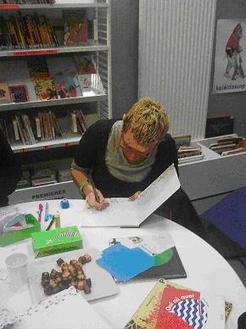 Entretien avec Agnès de LESTRADE | bibliothèque internationale | Scoop.it