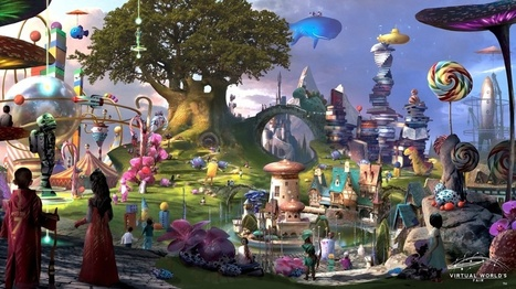 The Virtual World's Fair will transport you to the world's wonders, and disasters | Transmedia: Storytelling for the Digital Age | Scoop.it