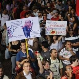 Professores da rede estadual de SP entram em greve a partir de segunda   R.C Matemática   Scoop.it
