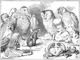 The Tenniel Illustrations for Carroll's Alice in Wonderland by John Tenniel   LEITURAS   Scoop.it