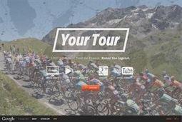 Google Street View te convierte en corredor del Tour de Francia | Tecnología | Scoop.it