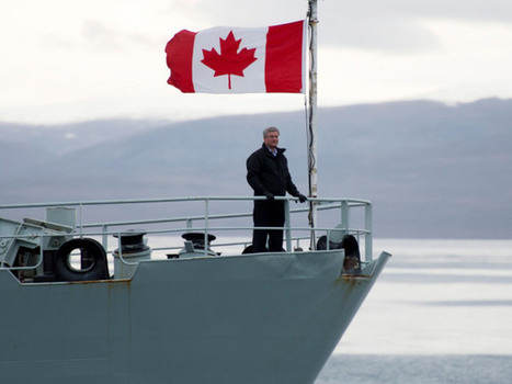 Byers & Franks: Canada doesn't need Arctic drones   Military Canada   Scoop.it