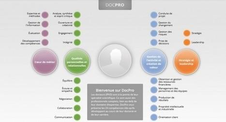 DocPro | Une plateforme numérique pour rapprocher diplomés (docs et postdocs) et entreprises | PÉDAGOGIE ET AFFAIRES UNIVERSITAIRES | Scoop.it