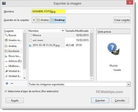 Como reducir tamaño de una imagen sin perder calidad | PCWebtips.com | Windows PC - Trucos y Tips | Scoop.it