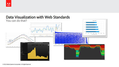 Data Visualization with Web Standards | Data Visualization and Infographics | Scoop.it
