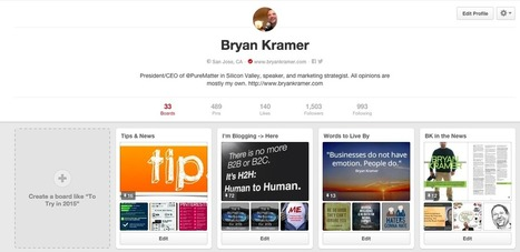 Five Keys for Using Pinterest to Market Your Business | Social Media Useful Info | Scoop.it