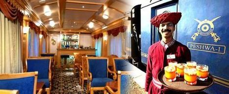 Deccan Odyssey Readies for New Season Departures in 2013 | PRLog | Collection of memorable moment photos on Deccan Odyssey Luxury train | Scoop.it