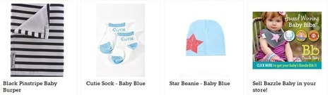 List of Five Best Baby Shower Gifts | Stylish baby Bib | Scoop.it