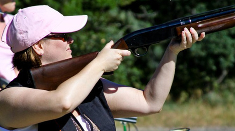 Gun-Toting Women Are On The Rise | Self Defense Tips | Scoop.it