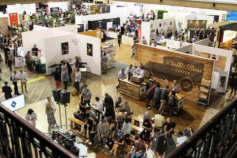 5 Trends From the Floor Of The 2016 New York Coffee Festival | Coffee News | Scoop.it