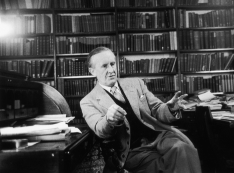 Hear J.R.R. Tolkien Read From The Lord of the Rings and The Hobbit   'The Hobbit' Film   Scoop.it