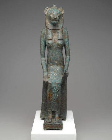 Brooklyn Museum: Divine Felines: Cats of Ancient Egypt | Curiositats | Scoop.it