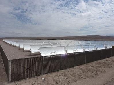 Termosolar de Codelco en Chile para calor de procesos entrará en operaciones en septiembre | Fotovoltaica  Solar-Térmica | Scoop.it