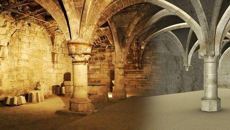 Les caves de Paris pourront bientôt être admirées en 3D | Archéologie dernières brèves | Scoop.it