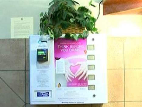 Alaska to put free pregnancy tests in bars, restaurants | Criminology | Scoop.it