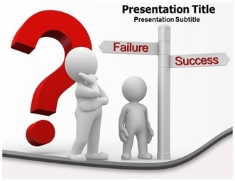 Failure And Success Powerpoint Templates Backgrounds | Personality Development PPT | Scoop.it