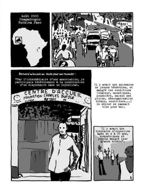 Le parcours du combattant (inachevé) de Bernard Valgaeren pour adopter Jean-Eudes   Yagg   Koudougou solidaire   Scoop.it