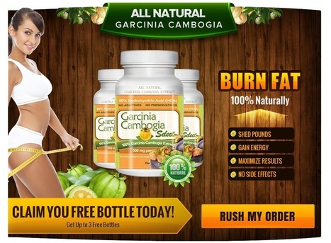Garcinia Cambogia Select | release | Scoop.it