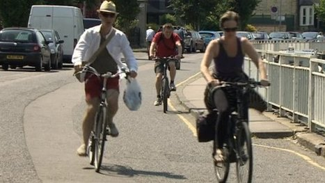 City where a third of travel is on a bike | F584 Transport | Scoop.it