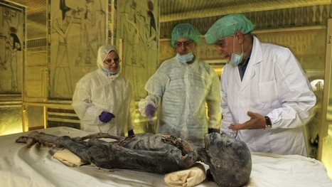 Why King Tut's DNA is fueling race wars | AncientHistory@CHHS 2012-13 | Scoop.it