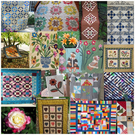 Quilting By Celia: Civil War Quilt Finish and Caswell Quilt started | Quilts-CivilWar | Scoop.it