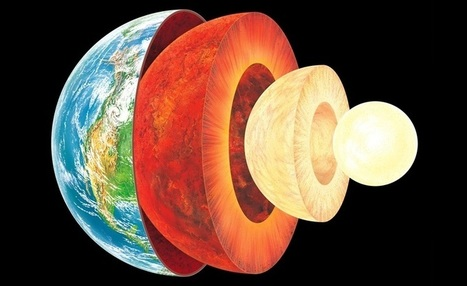What is the Temperature of the Earth's Crust? | Amazing Science | Scoop.it
