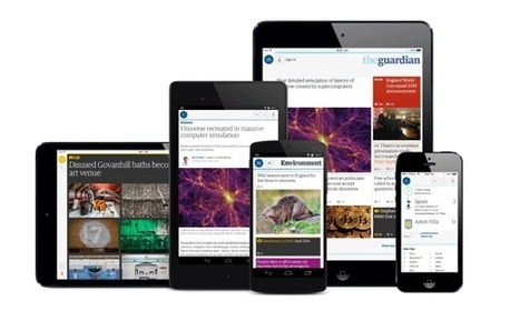 How the Guardian is rethinking its digital design language | What's new in Visual Communication? | Scoop.it