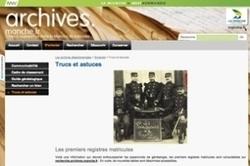 Archives de la Manche : les premiers registres matricules en ligne | Rhit Genealogie | Scoop.it