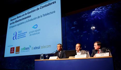 Más de 320 expertos analizan en Valencia las tendencias en telelectura de contadores de agua | The French (wireless) Connection | Scoop.it