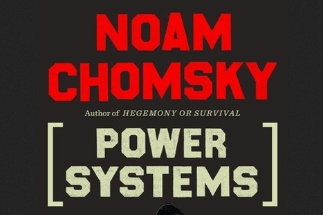 The Other Side of Noam Chomsky's Brilliant Mind | Chilean Spanish | Scoop.it