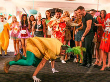 The TOWIE cast do fancy dress for Arg's birthday party - really quite strange ... - Sugarscape | contemporary fashion design | Scoop.it