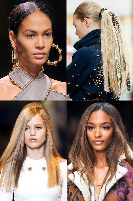 The Hottest Hair Trends For Fall 2014 | kapsel trends | Scoop.it