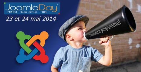 Programme des deux jours du Joomladay 2014. | joomladay | Scoop.it