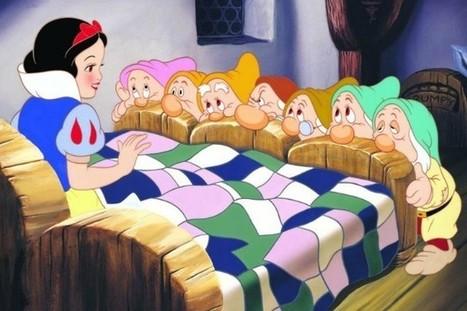 Biancaneve e i 7 nani: ognuno rappresenta un effetto della cocaina | Religulous | Scoop.it